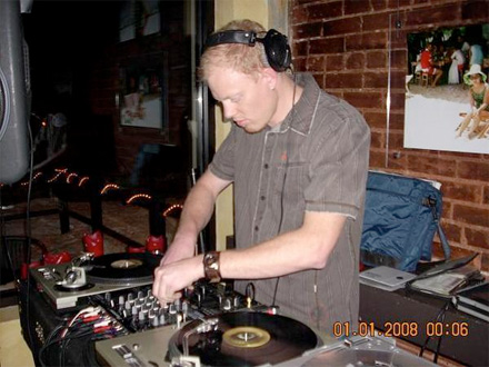 Inorganik at P17 on NYE, 2007-2008